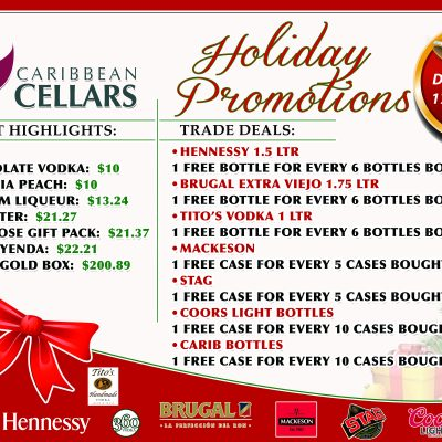 Caribbean Cellars Holiday Promotions(1)