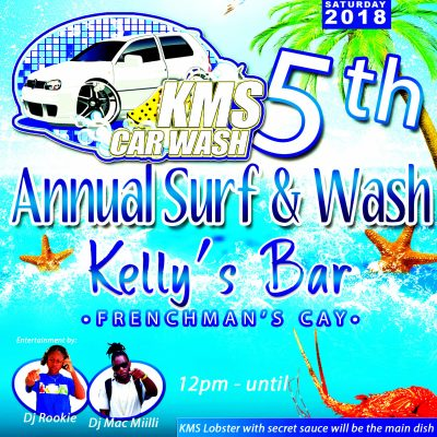 KMS Annual Surf and Wash flyer 2