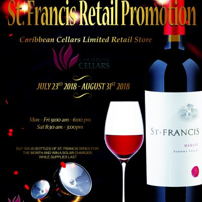 st. Franis Retail Promotion 2018